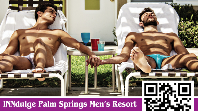 INNdulge Palm Springs – 100 Bonus Points! |SUMMER SPECIAL DEAL!