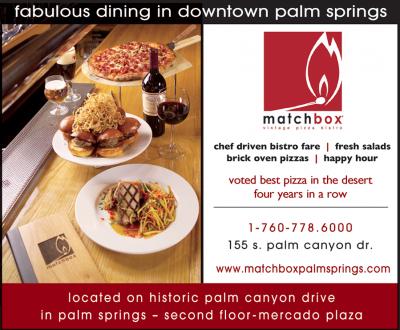 Matchbox Palm Springs