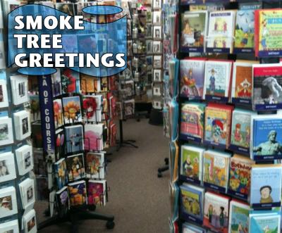 Smoke Tree Greetings