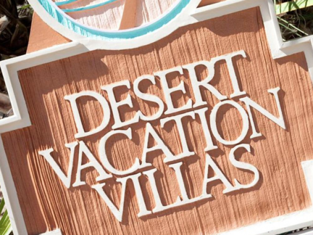 Desert Vacation Villas