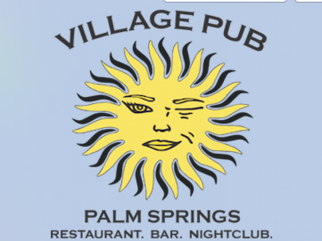 Palm Springs Village Pub