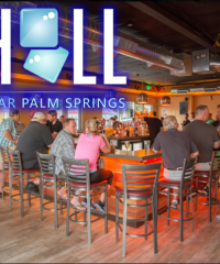 Chill Bar Palm Springs – 25 Bonus Points! SUMMER SPECIAL DEAL!